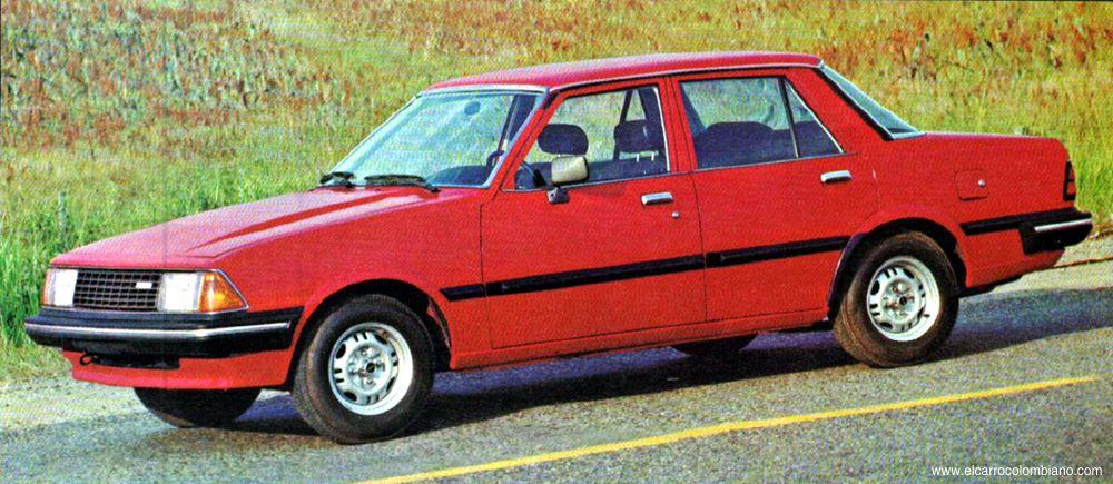Mazda 626, 1980