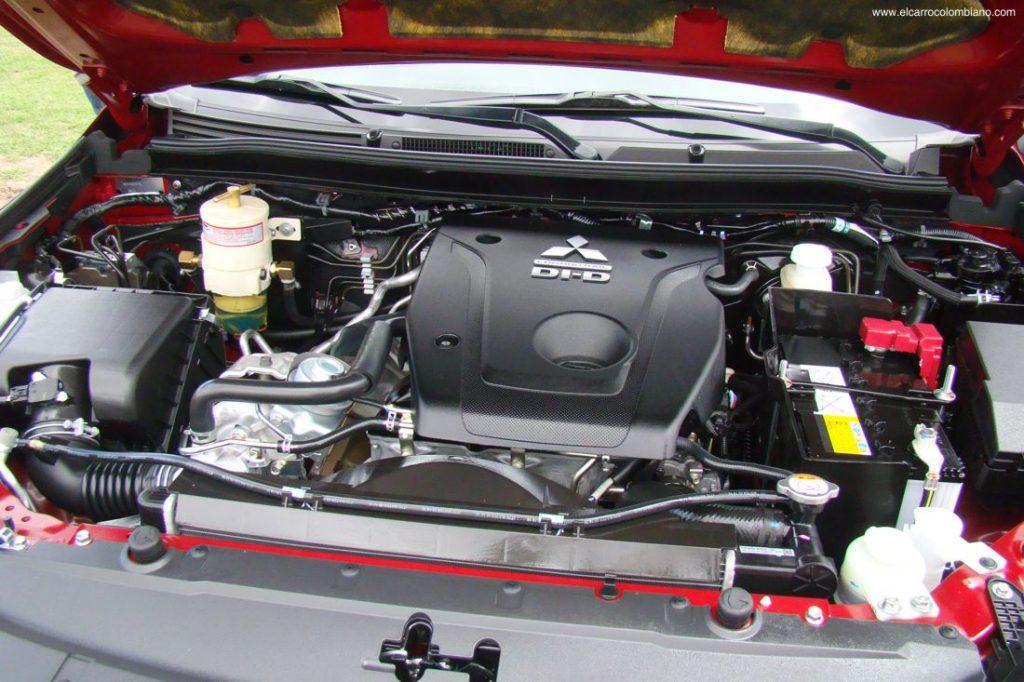 Mitsubishi Montero Sport