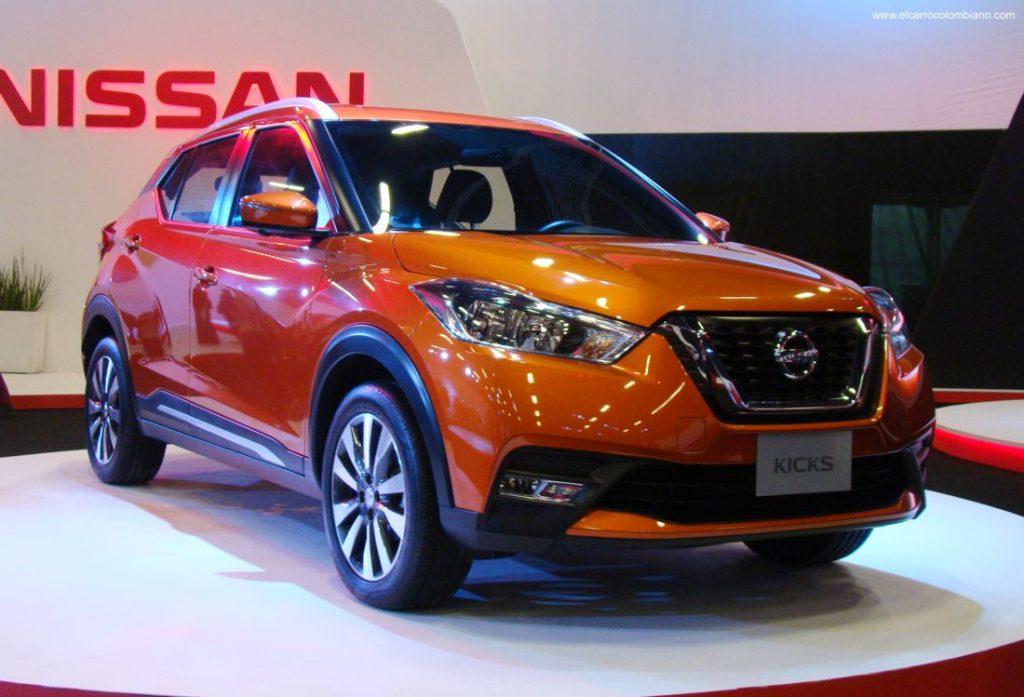 Nissan Kicks en Colombia