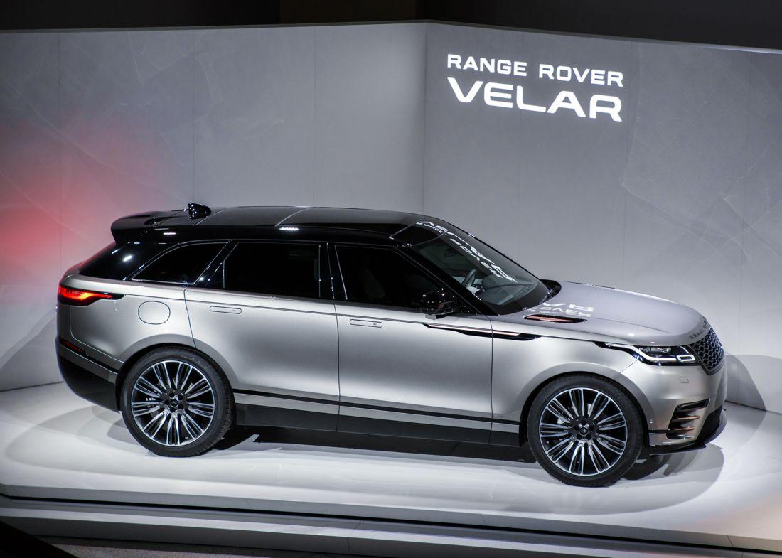 Range Rover Velar en Colombia