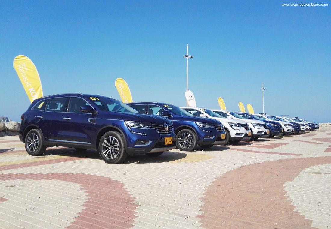 Renault Koleos 2018 en Colombia