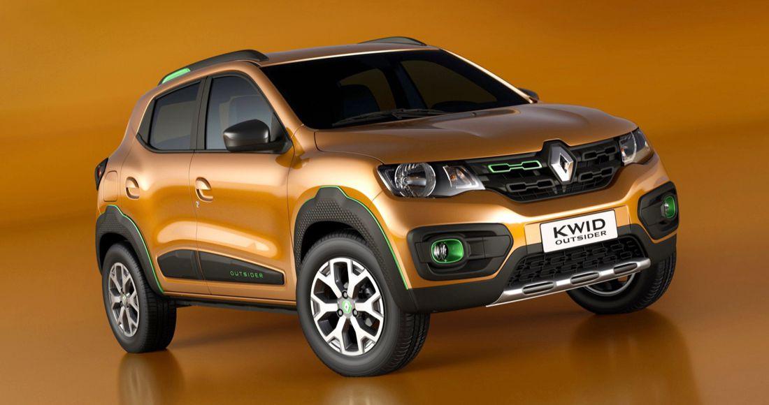 El Renault Kwid Ya Tiene Precio En Brasil: ¿Cuánto