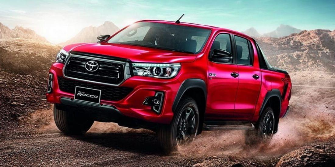 Toyota Hilux 2018 Actualizaci 243 N Con Nuevo Dise 241 O Para El
