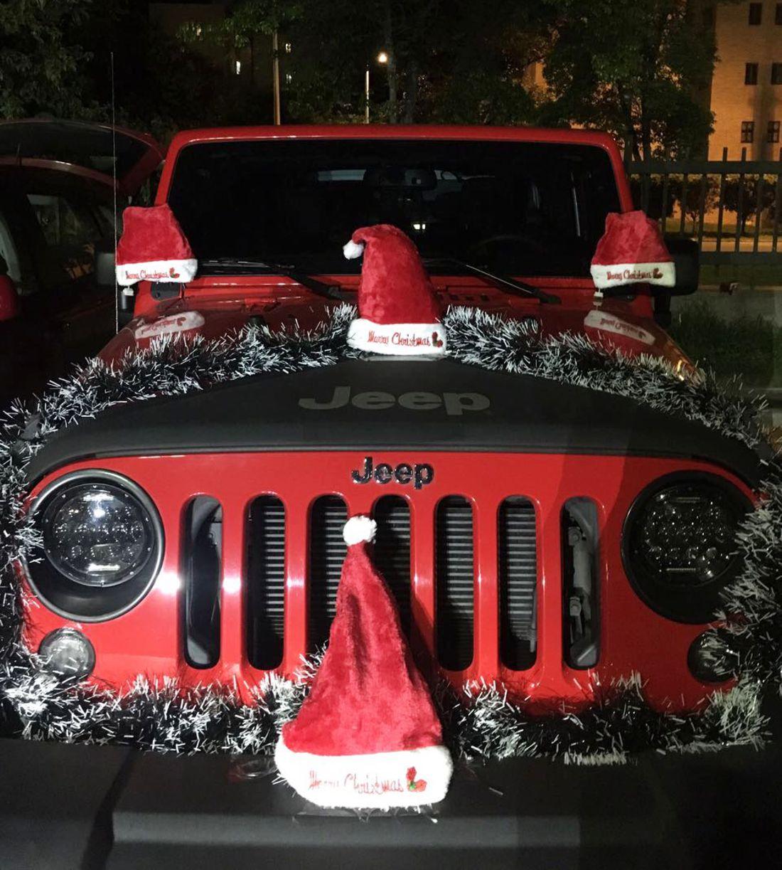 jeep colombia, manada jeep, recorrido navideño, eventos de navidad en colombia, navidad 2017