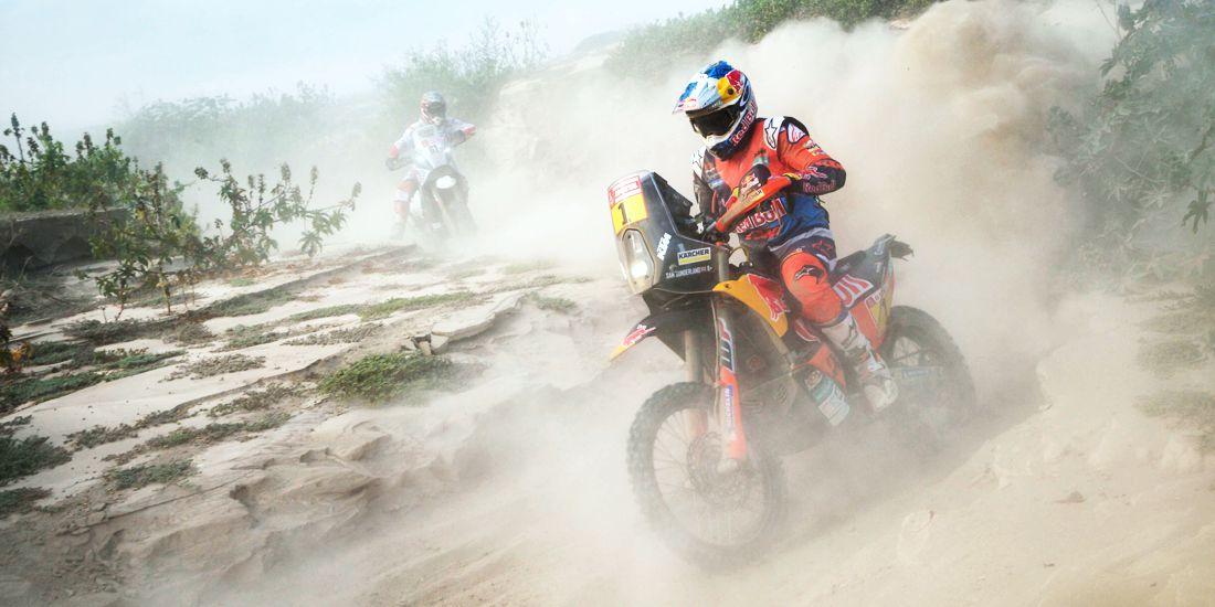 El campeón vigente en motos tuvo que abandonar — Dakar