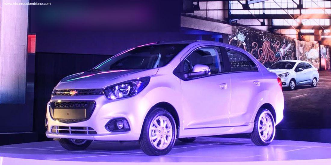 Chevrolet Beat Caractersticas Versiones Y Precios En