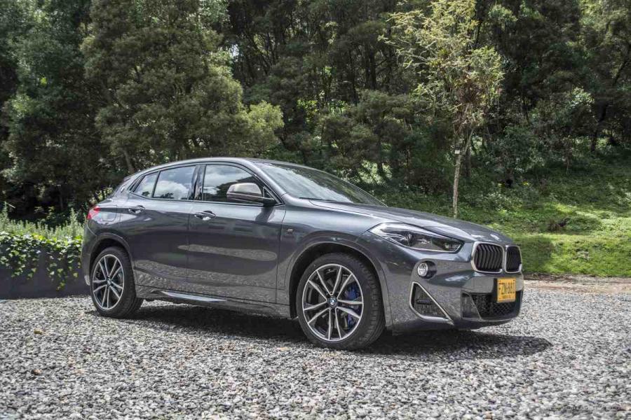 BMW X2 M35i - Primera Prueba en Colombia