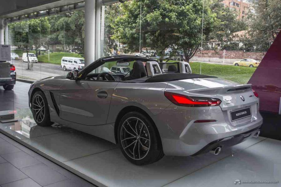 BMW Z4 2019 en Colombia
