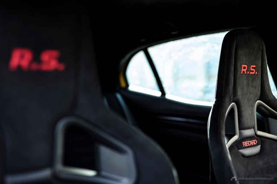 2018 - Essais presse Renault MEGANE IV R.S. TROPHY au Portugal