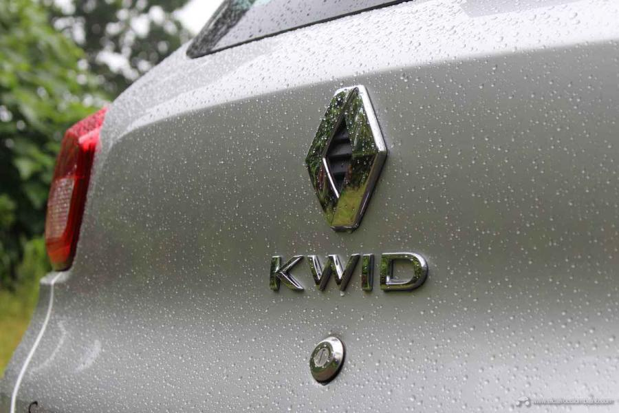 Renault Kwid Outsider - Prueba de Manejo