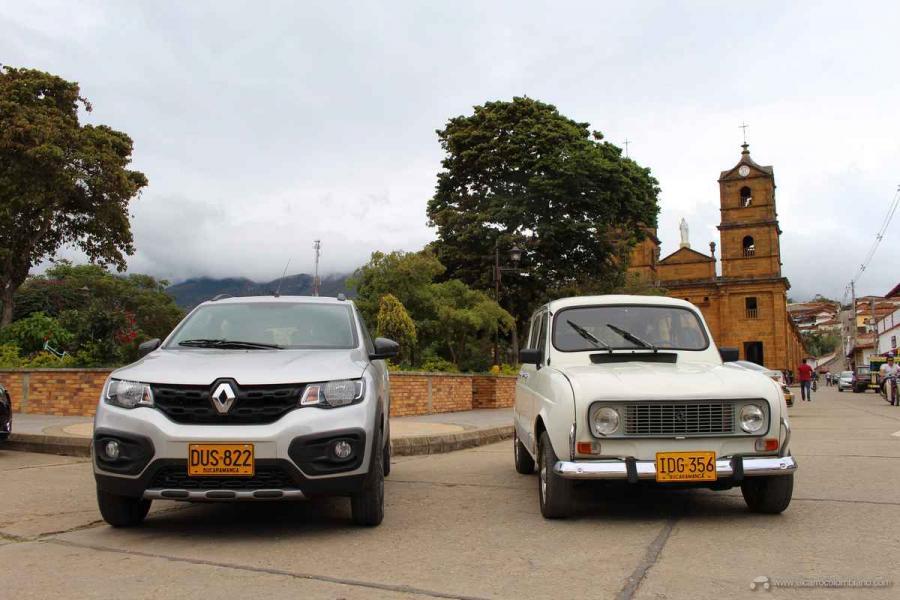 Renault Kwid Outsider y Renault 4 Master
