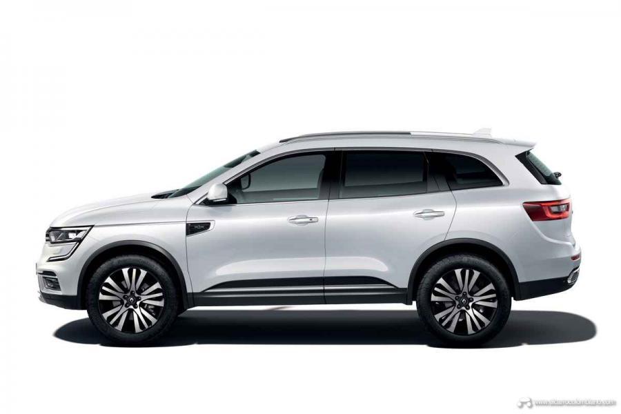 2019 - Nouveau Renault KOLEOS Initiale Paris