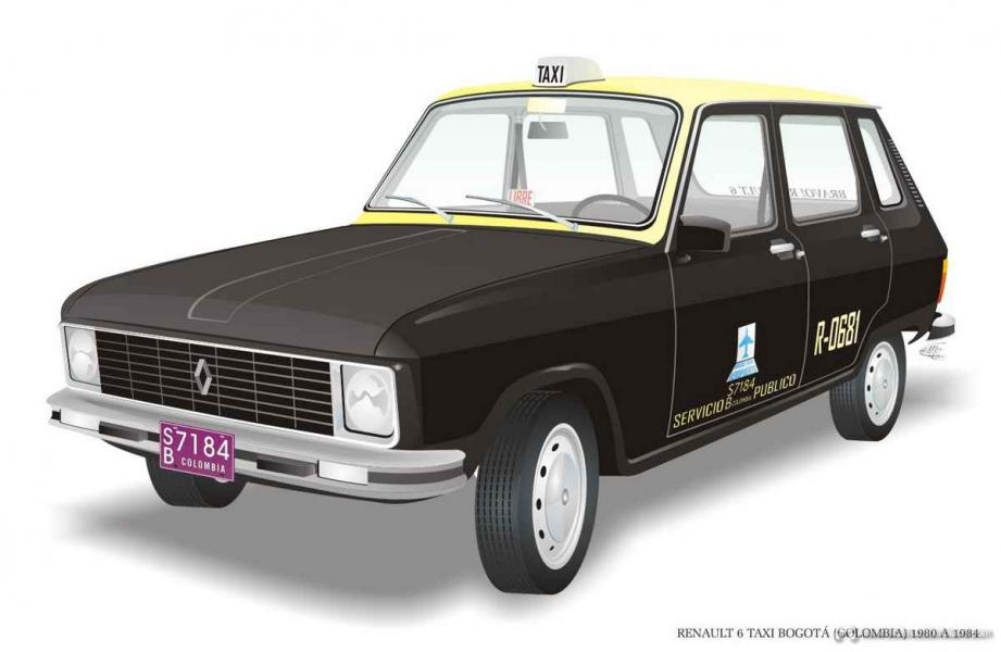 R6-taxi-Colombia-1981