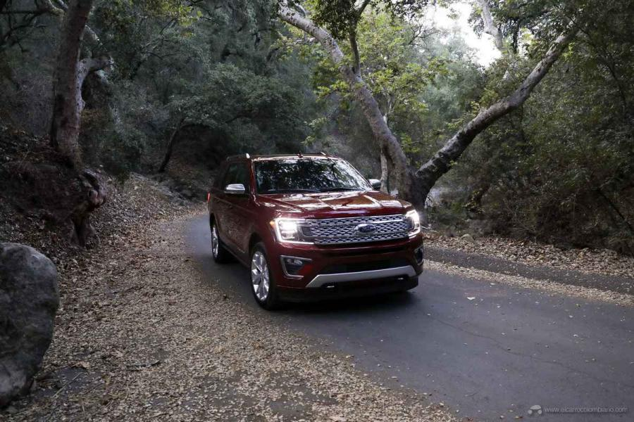 2018 Expedition Media Drive