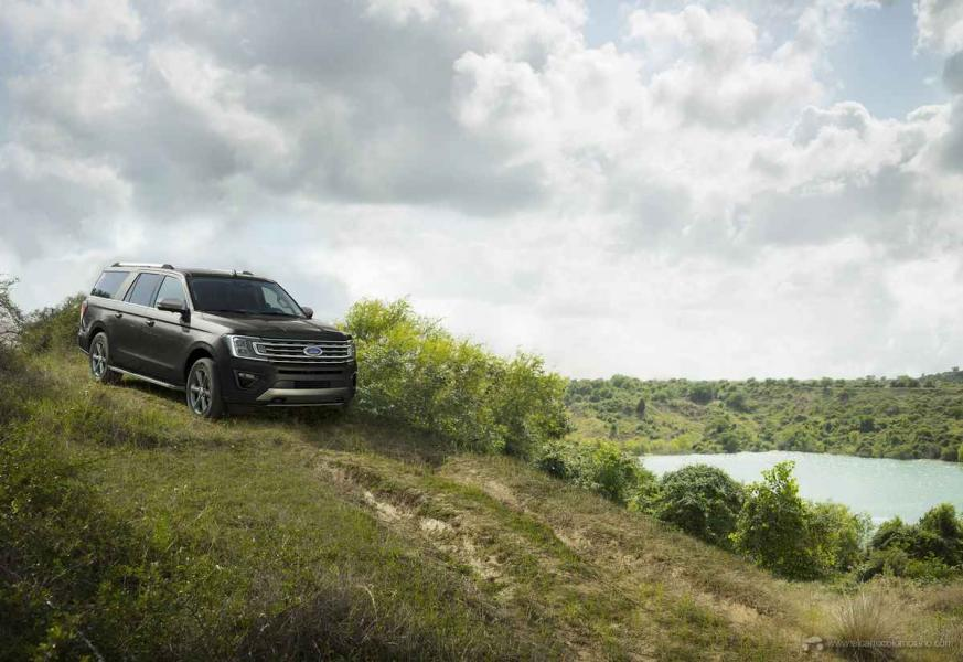 All-New 2018 Ford Expedition
