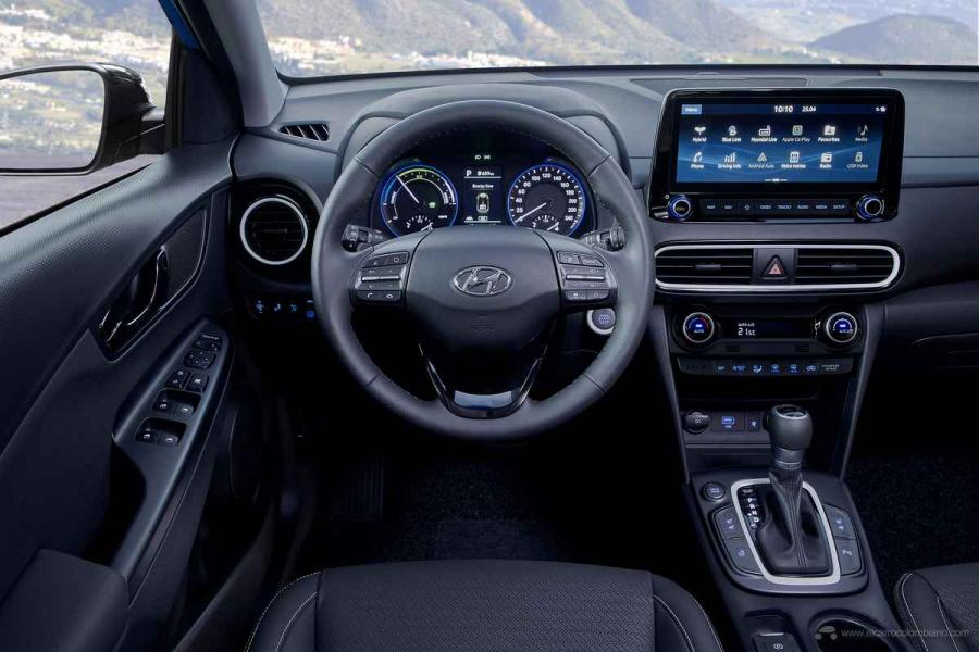All-New-Kona-Hybrid-interior-2