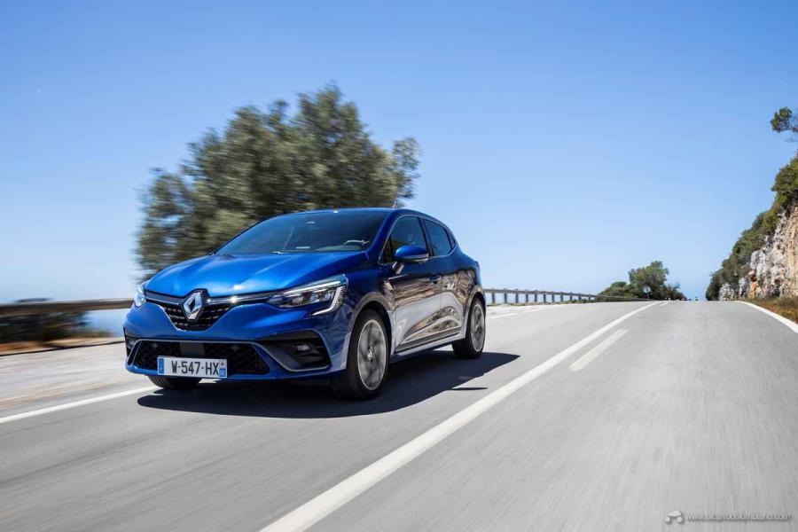 2019 - Essai presse Nouvelle Renault CLIO au Portugal