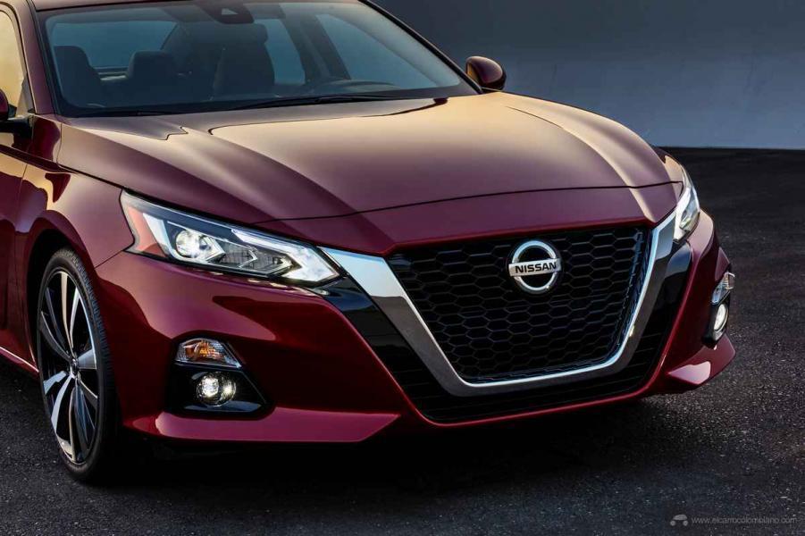 Nissan Altima 2019: la nueva cara global del diseño de sedanes