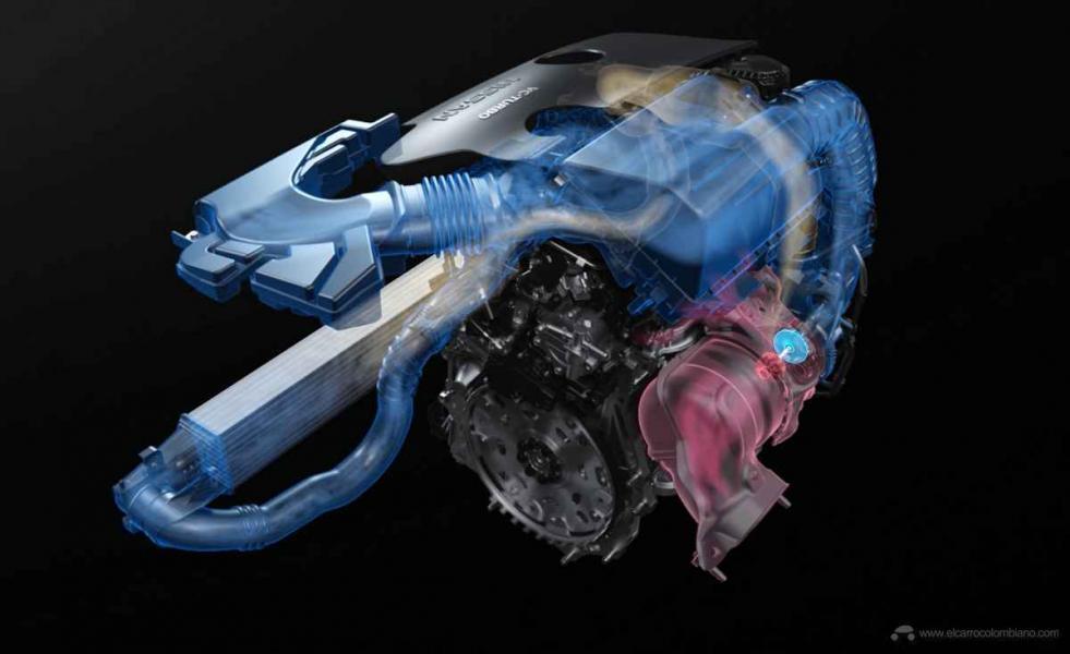 Nissan VC-Turbo engine