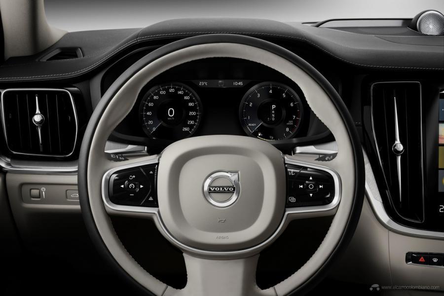 New Volvo S60 Inscription