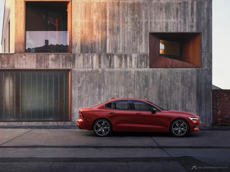 New Volvo S60 R-design