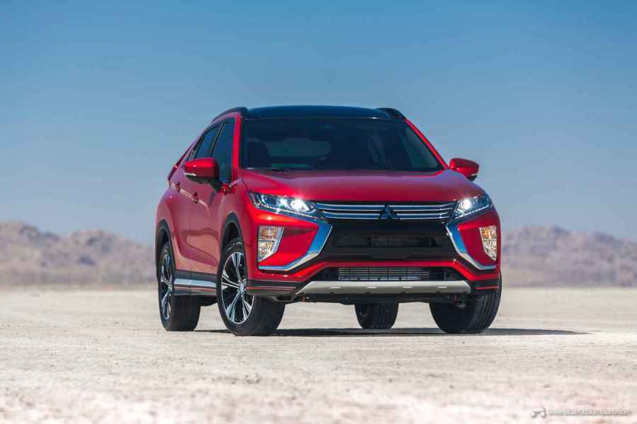 2018 Eclipse Cross