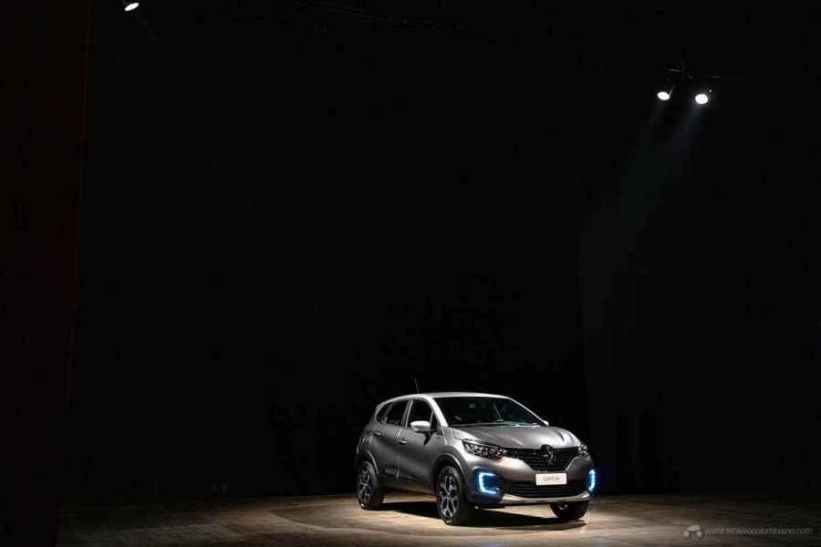 Renault Captur Bose. Foto: Rodolfo Buhrer / La Imagem / Renault