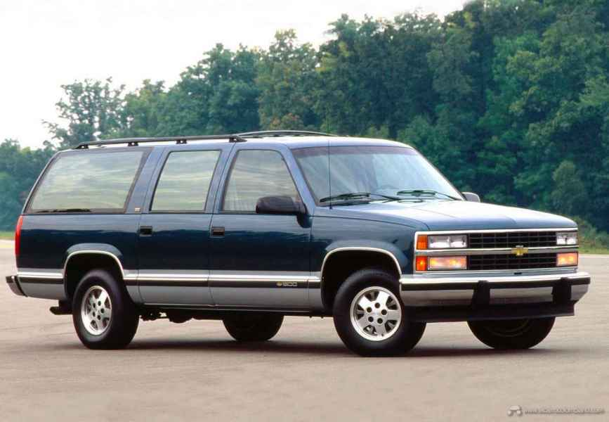 1992 Chevy Suburban
