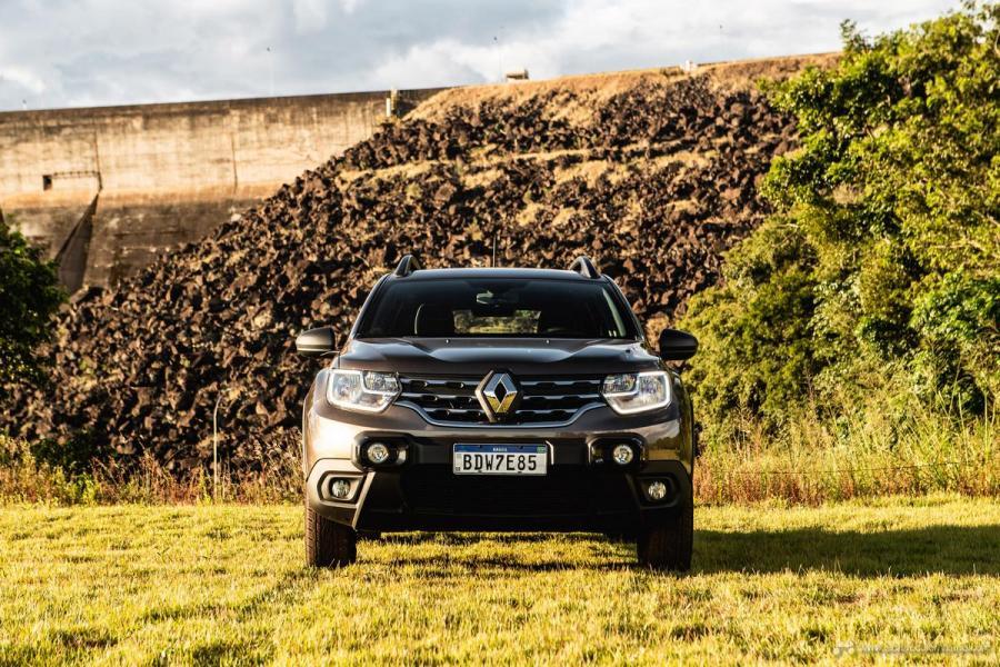 Novo Renault Duster 2021. Foto: Victor Eleutério / La Imagem / Renault