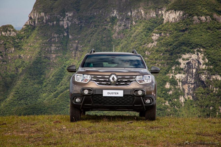 Novo Renault Duster 2021. Foto: Rodolfo Buhrer / La Imagem / Renault