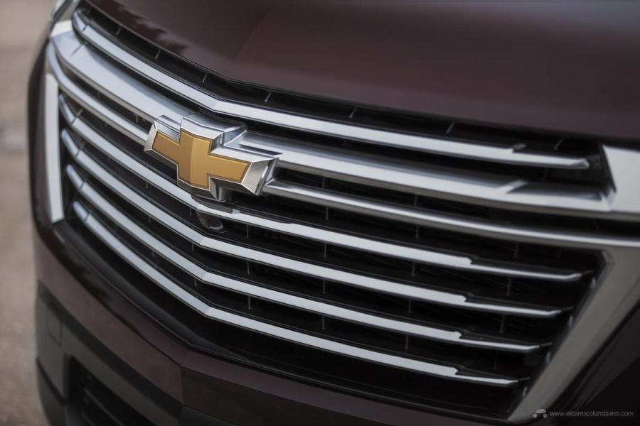 Chevrolet Traverse 2021: Nueva cara y más seguridad para ...