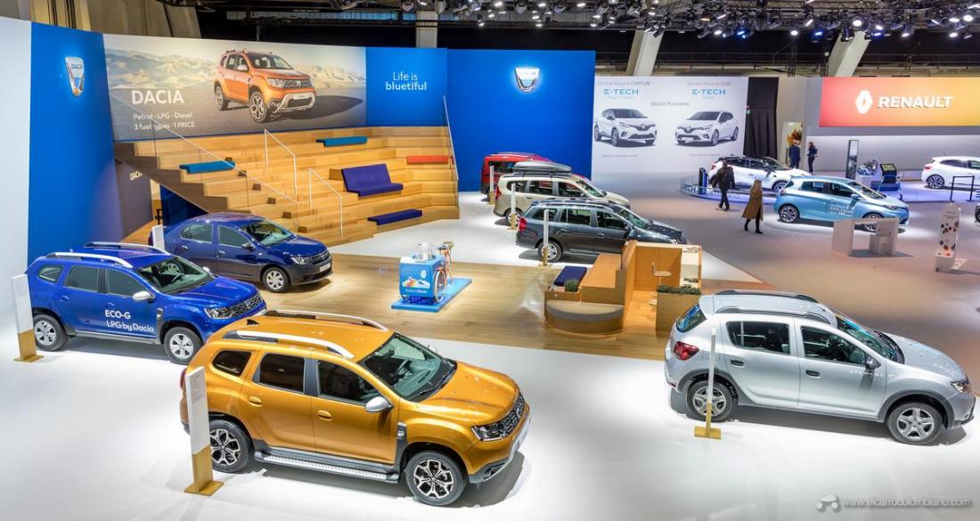 Dacia-Stand-2020-Brussels-motorshow
