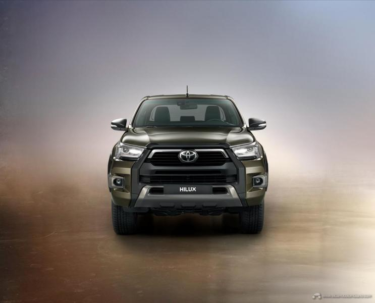 hiluxelfront