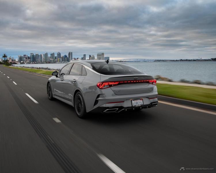 2021 K5 GT-Line AWD