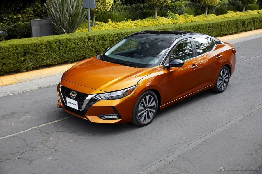 De México para el mundo: Nuevo Nissan Sentra 2020