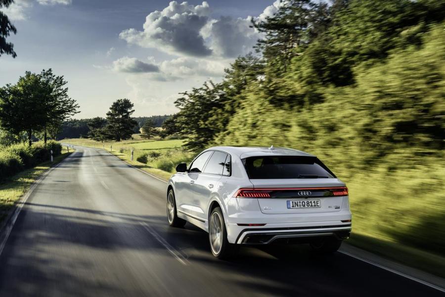 Audi Q8 60 TFSI e quattro