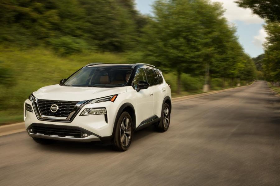 Nissan X-Trail 2021 ya está disponible en Estados Unidos ...
