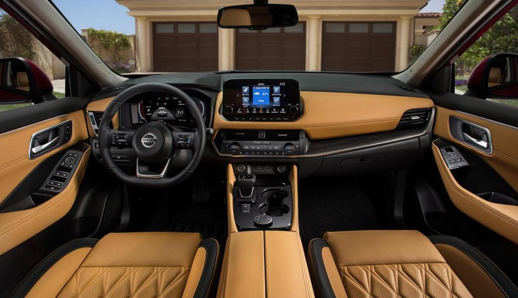 Nissan X-Trail 2021 ya está disponible en Estados Unidos: Precios y fotos al detalle