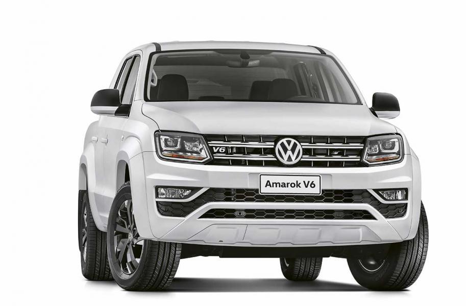 volkswagen amarok estrena su modelo 2021: ¡más potente que