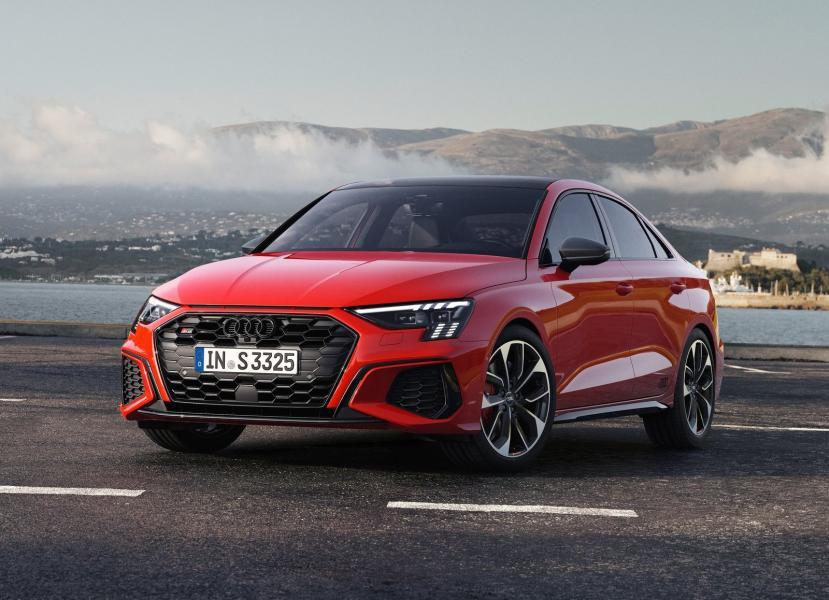 Audi S3 2021: Nueva generación con 310 hp y tracción ...