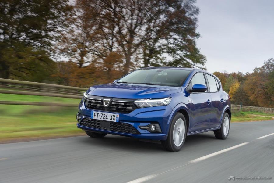 3-2020-New-Dacia-SANDERO-tests-drive
