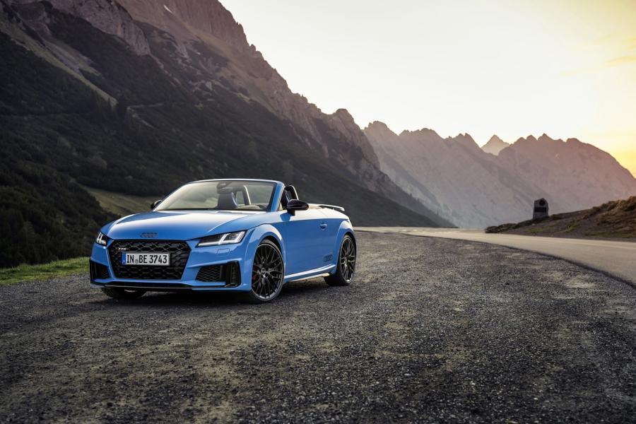 Audi TTS Roadster competition plus