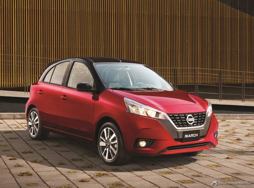 Nissan March 2021 en México evoluciona en seguridad, diseño y tecnología para reafirmar su liderazgo en el segmento
