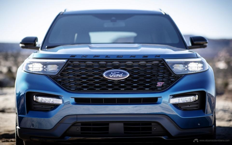 All-new Explorer ST