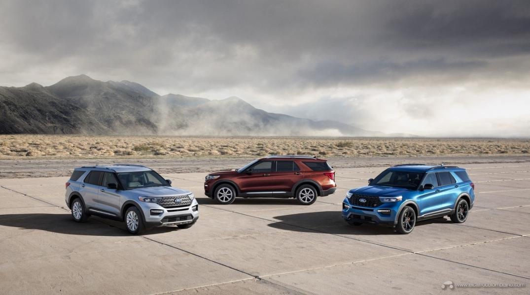 Ford Explorer Family