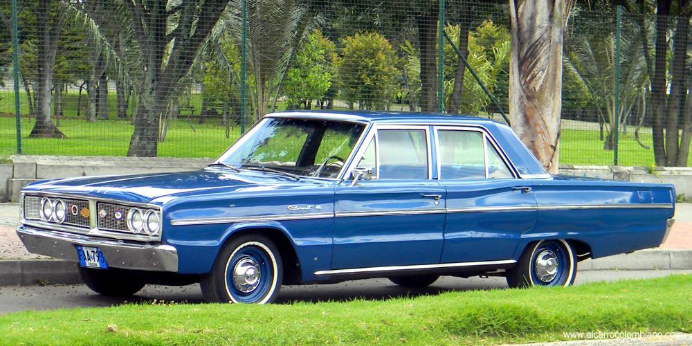 dodge coronet 440, dodge coronet 440 colombia, historia colmotores, dodge colombia, primer carro ensamblado en colombia, historia del carro en colombia, carros ensamblados en colombia