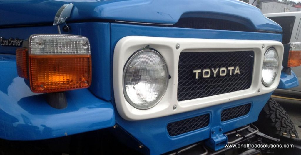 Toyota Land Cruiser Serie 40