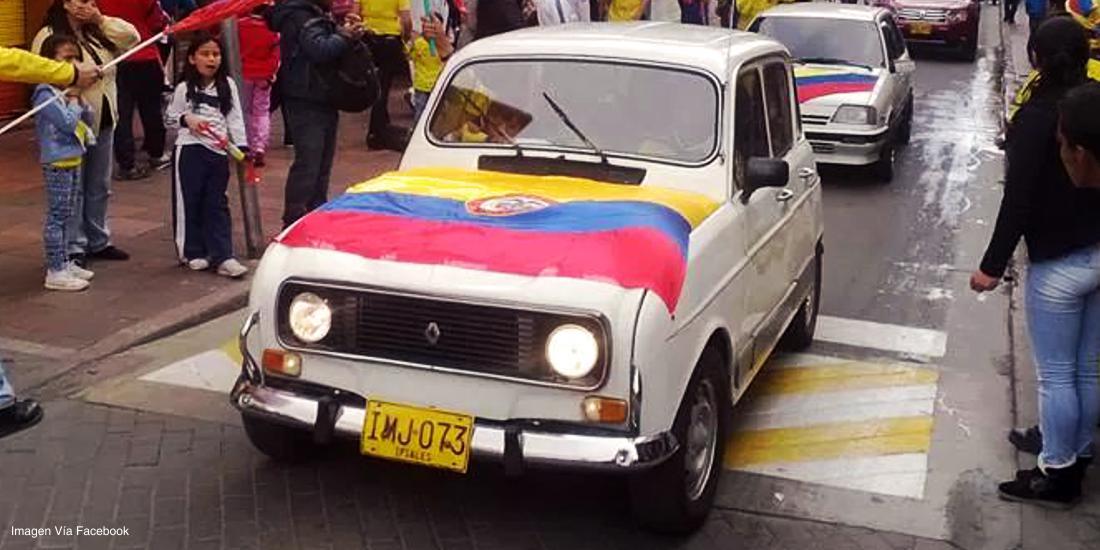 renault 4 colombia, historia del renault 4 en colombia, renault 4, amigo fiel, renault 4 tl, renault 4 plus 25, renault 4 850, renault 4 master, renault 4 lider