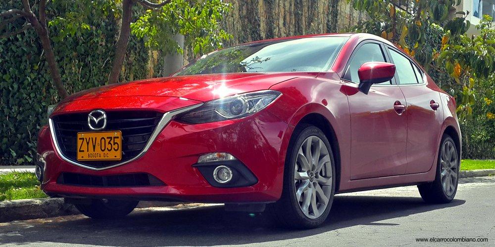 Mazda 3 Skyactiv Test Drive