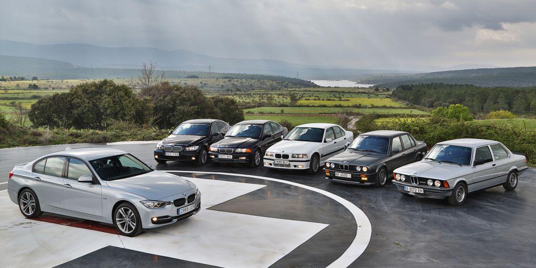 BMW Serie 3 40 Años